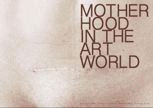 Motherhood in the Art World cover