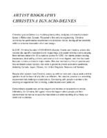 Ignacio-Deines, Christina - Artist Bio English.pdf